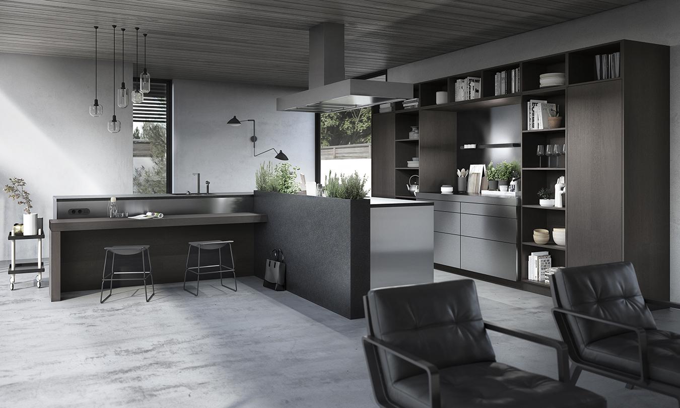 SieMatic PURE: Minimalist Kitchen Design, Maximum Precision