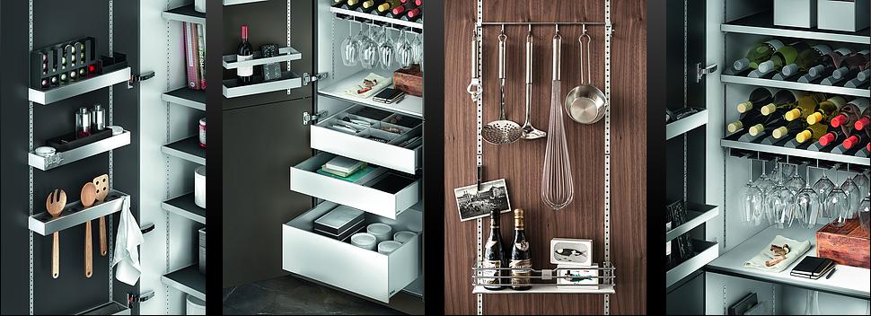 Siematic Pure Minimalist Kitchen, Siematic Kitchen Cabinet Dimensions
