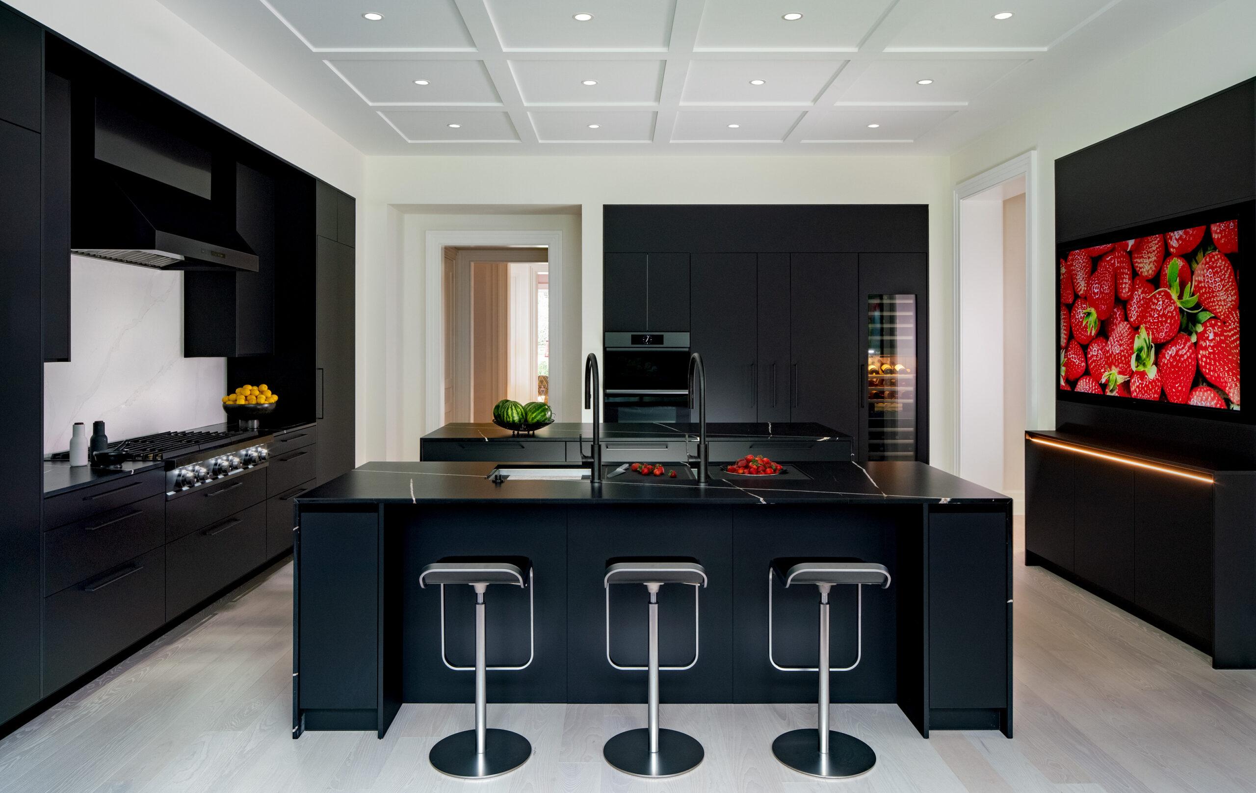 Luxury Kitchen Design & Remodeling in Washington D.C, Maryland and VA